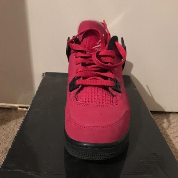 Jordan Shoes   Hot Pink Girls Retro
